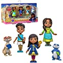 5-piece Disney Junior Mira Royal Detective Collector Figure Set