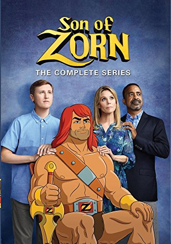 SON OF ZORN: COMPLETE FIRST SEASON - SON OF ZORN: COMPLETE FIRST SEASON (2 DVD)