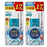 【2個セット】ビオレUV アクアリッチ ウォータリージェル 155ml (大容量 通常品の1.7倍) 日焼け止め SPF50+ / PA++++