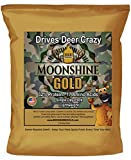 Moonshine Gold Deer Attractant with 32% Protein, Amino Acids and Molasses (3-Pack of 2 lb. Bags)