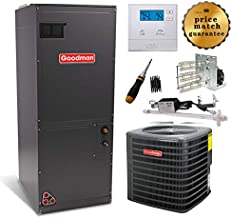 Goodman 3.5 Ton 14 SEER Heat Pump Split System