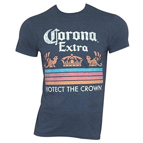 Corona Extra Proteger la Corona Camiseta XX-Large