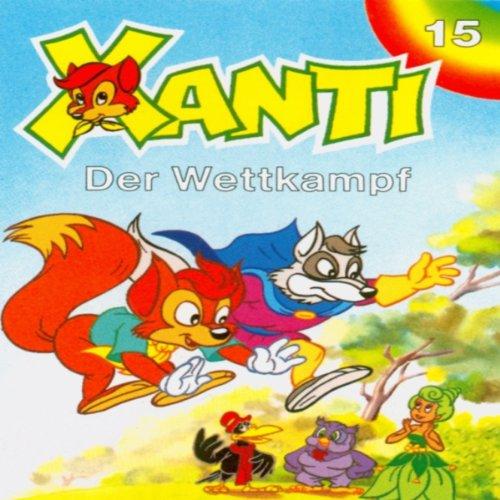 Der Wettkampf (Xanti 15) Titelbild