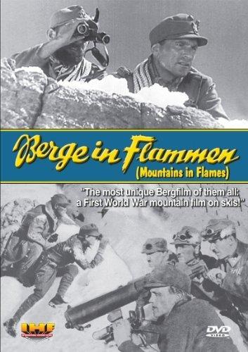 Berge in Flammen (Mountains in Flames) DVD by Luis Trenker