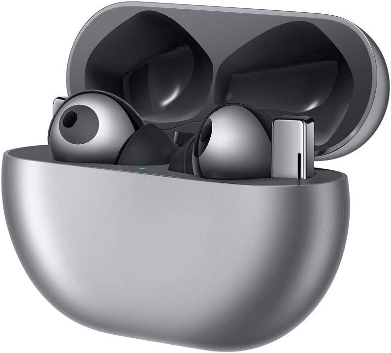 HUAWEI FreeBuds Pro Casque sans Fil avec Fonction antibruit Active Intelligente (Connexion Bluetooth Ultra Rapide, Haut-Parleur 11 mm, Charge sans...