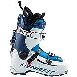 Dynafit HOJI PU W, Botas de esquí Mujer, White/Poseidon, 41 1/3 EU