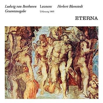 """Beethoven: Leonore (Urfassung 1805 der Oper """"Fidelio"""")"""
