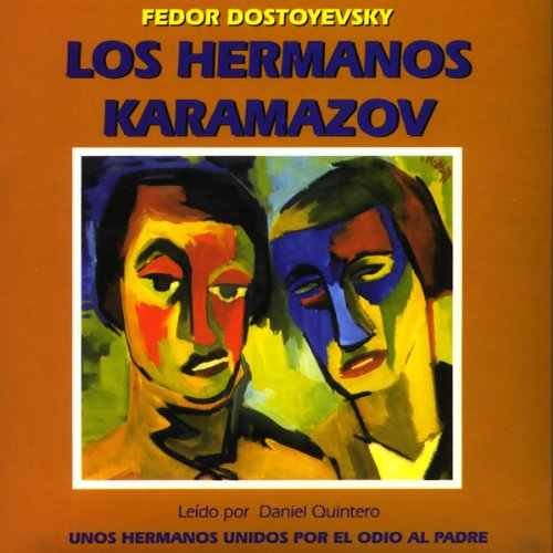 Los Hermanos Karamazov [The Brothers Karamazov] audiobook cover art