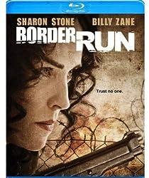 Border Run blu ray from amazon