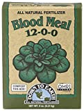 Down to Earth Blood Meal Fertilizer Mix 12-0-0, 0.5 lb