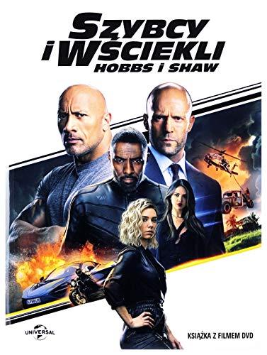 Fast & Furious Presents: Hobbs & Shaw [DVD] (IMPORT) (No hay versión española)