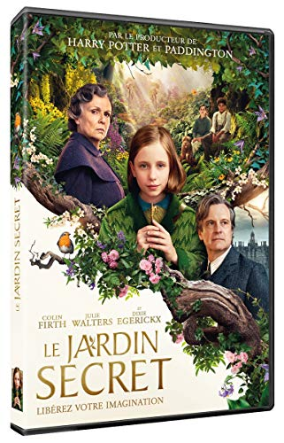 Le Jardin Secret-Inclus Version Francaise [DVD]
