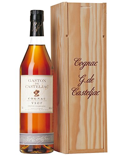 GASTON DE CASTELJAC - COGNAC VSOP 70 cl
