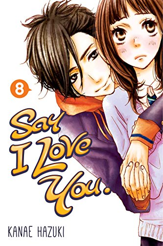 Say I Love You. Vol. 8 (English Edition)