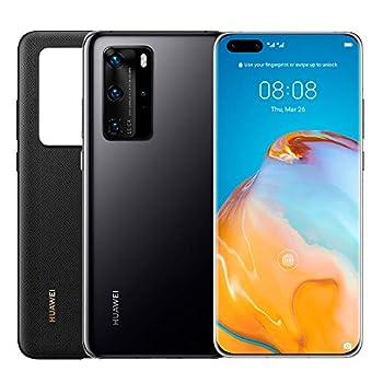 Huawei P40 Pro 5G ELS-NX9 256GB 8GB RAM International Version - Midnight Black