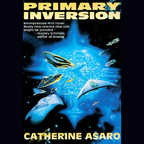 Primary Inversion audiobook cover art