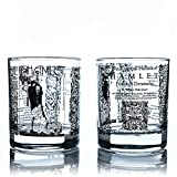 Greenline Goods Whiskygläser - Shakespeare Geschenke -