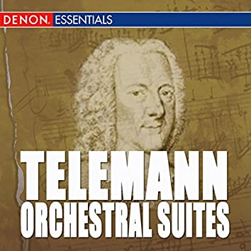 Telemann: Suites for Orchestra - Suite for Strings & Basso Continuo