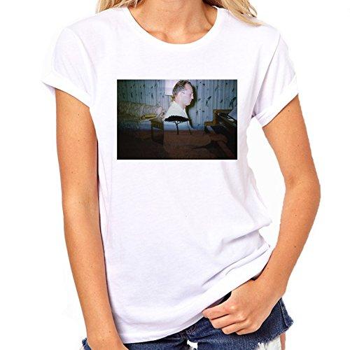 Spelen Piano Tree T-Shirt Womens Classic T-Shirt