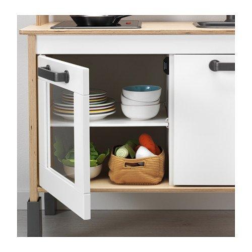 Ikea DUKTIG Spielküche Maße: 72x40x109 cm Ideal für Kleine Küchenmeister und die Ganze Familie. Kinderküche - 4