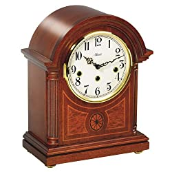 Hermle Clearbrook Table/Mantel Clock with Mechanical Movement