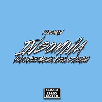 Insomnia (feat. 2 Piece Malone, Cyren & Lyzation)