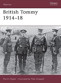 british tommy 1914 18