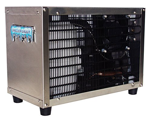 """Chiller Daddy Under Sink Water Chiller For Home or Office - 304 Stainless Steel""""Inside & Out"""""""