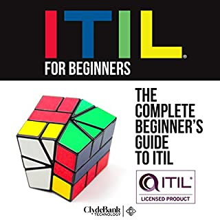 ITIL for Beginners audiobook cover art