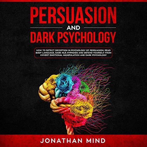 『Persuasion and Dark Psychology』のカバーアート