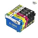 ONINO 29XL Compatible pour Epson 29 Cartouches d'encre Remplacement pour avec Epson...