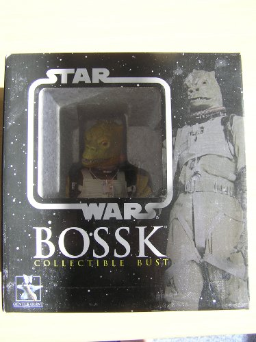 BOSSK Empire Strikes Back STARWARS LIMITED & NUMBERED EDITION STATUE BUST image