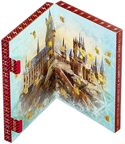 Harry Potter Adventskalender Schmuck Adventskalender silberfarben - 3