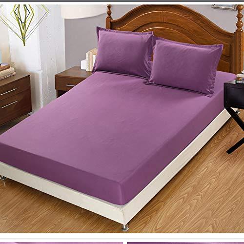 Z&L Einfarbige Bettdecke Aus Einem Stück, 360 °...