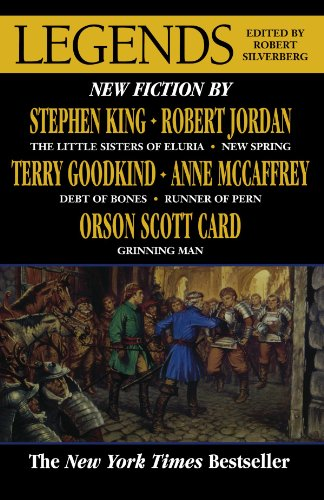 Legends: Stories By The Masters of Modern Fantasy