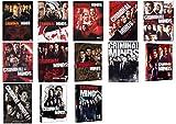 CRIMINAL MINDS - STAGIONI DA 1 A 13 (71 DVD) COFANETTI SINGOLI,...