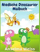 Niedliche Dinosaurier Malbuch: Die Helden der Jurassic World zum Ausmalen