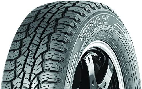 Nokian Limited time sale Finally resale start ROTIIVA AT PLUS Performance Radial 123 - Tire 75R16 LT265