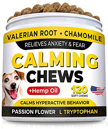 STRELLALAB Hemp Calming Treats