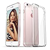 tomtoc iPhone 6s Case, Apple iPhone 6s/6 Case Shock-Absorption Bumper and Anti-Scratch Clear Ba…