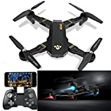Ularma VISUO XS809HW WiFi FPV 2MP Caméra 2,4 G Selfie Drone RC Quadcopter Jouets