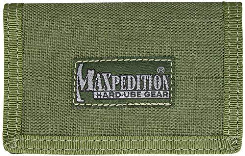 Maxpedition Micro Wallet Pochette Vert Taille Unique