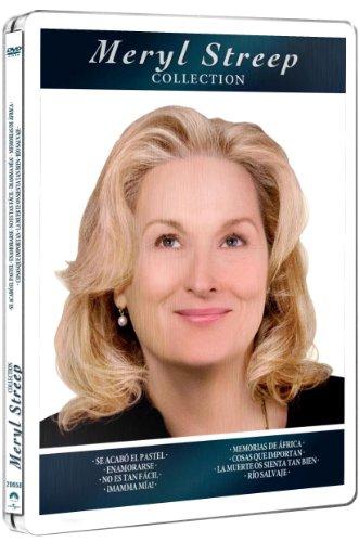 Pack Meryl Streep (Edición metálica 2011) [DVD]