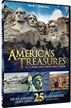 America's Treasures - 12 Part National Monument Documentary + Digital