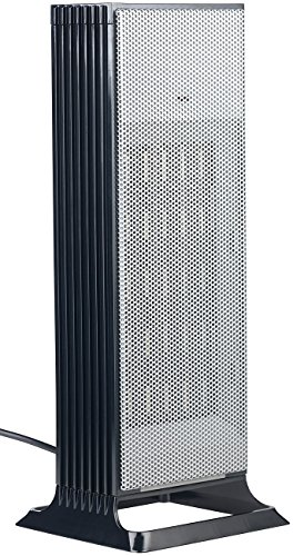 Carlo Milano Heizer: Design-Turm-Keramik-Heizlüfter, Thermostat, 3-stufig bis 2.000 Watt (Standheizer)