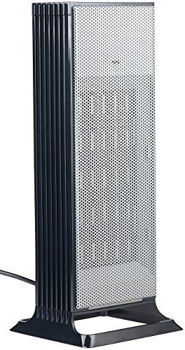 Carlo Milano Heizer: Design-Turm-Keramik-Heizlüfter, Thermostat, 3-stufig bis 2.000 Watt (Heizluefter)