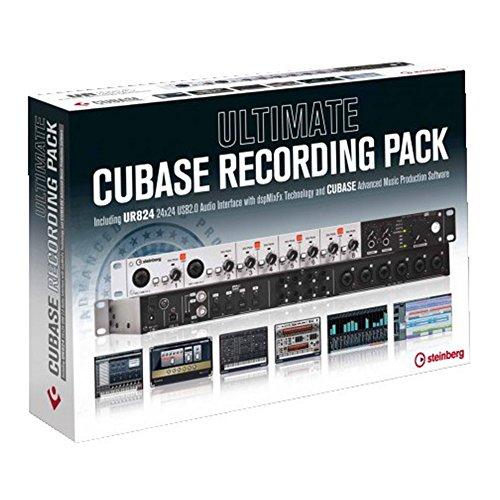 Ultimate Cubase Recording Pack Cubase Pro 8.5 und UR824