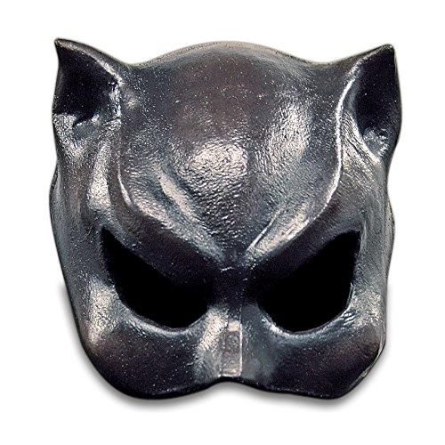 Batman - Masque Catwoman En Latex - Accessoire Déguisement Adulte