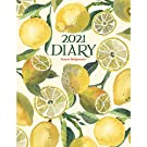Emma Bridgewater, Lemons A5 Deluxe Diary 2021