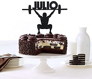 Best gym cake with name Reviews